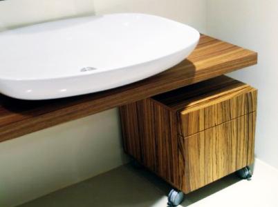 drvena kupaonica iveral